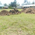 The Water Project: Eshimuli Primary School -  Materials Ready For Construction