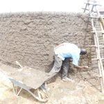 The Water Project: Eshimuli Primary School -  Outer Concrete Work