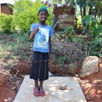 The Water Project: Shihome Community, Peter Majoni Spring -  Excited About The New Sanplats