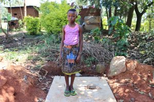 The Water Project:  Posing On A New Sanitation Platform