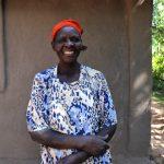 The Water Project: Mukhungula Community, Mulongo Spring -  Portrait Of Mama Mulongo