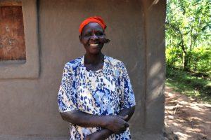 The Water Project:  Portrait Of Mama Mulongo