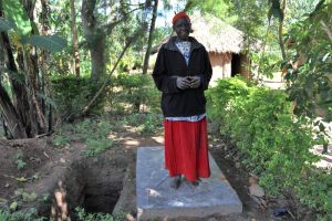 The Water Project:  With Her Sanitation Platform