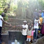 The Water Project: Musango Commnuity, Wabuti Spring -  Handing Over Ceremony