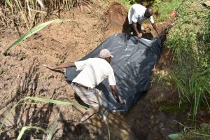 The Water Project:  Laying The Foundation Sheet