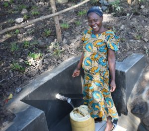 The Water Project:  Joy And Happiness At Olingo Spring