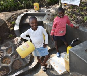 The Water Project:  Collecting Water Is Now Fast And Fun