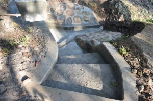 The Water Project:  Easier And Safer Stair Access