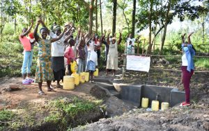 The Water Project:  Cheers To A New Beginning