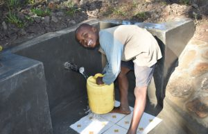 The Water Project:  Excited To Fetch Water From The Spring