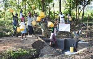 The Water Project:  Celebrations At Olingo Spring