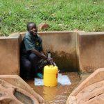 See the Impact of Clean Water - Kitulu Community, Kiduve Spring
