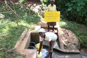 The Water Project:  Fetching Water Made Easy