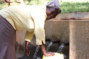 The Water Project:  The Joy Of Clean Water