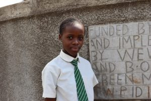 The Water Project:  Miss Stephanie Oundo