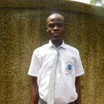 The Water Project: Ebubere Mixed Secondary School -  William