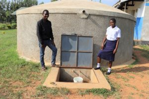 The Water Project:  Umina With Field Officer Ian