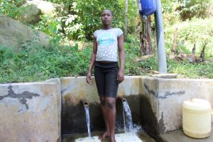 The Water Project:  Florah At The Spring