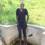 The Water Project: Musango Community, Ndalusia Spring -  Gentrix Mulunga
