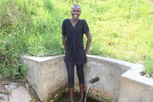 The Water Project:  Gentrix Mulunga