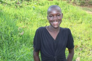The Water Project:  Portrait Of Gentrix Mulunga