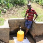 See the Impact of Clean Water - Mukangu Community, Lihungu Spring