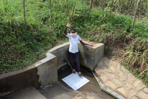 The Water Project:  Sammy Waves From The Spring