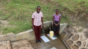The Water Project:  Faith And Field Officer Jonathan