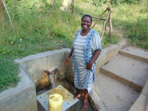 The Water Project:  Emily Vihenda