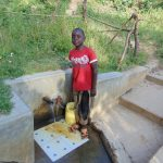 The Water Project: Mukoko Community, Mshimuli Spring -  Ramsey Lugonze