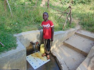 The Water Project:  Ramsey Lugonze