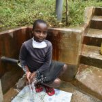 The Water Project: Bukhakunga Community, Mukomari Spring -  Adasia At The Water Point