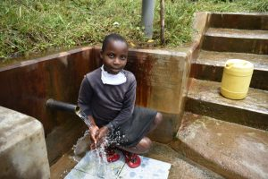 The Water Project:  Adasia At The Water Point