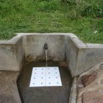 The Water Project: Bukhaywa Community, Asumani Spring -  Asumani Spring With Water Flowing