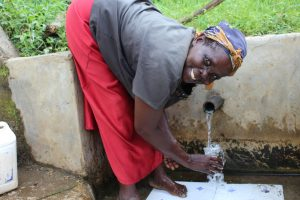 The Water Project:  Easy To Get A Fresh Drink
