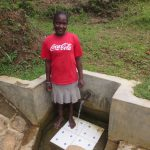 The Water Project: Mukhuyu Community, Kwawanzala Spring -  Christine Nanjekho