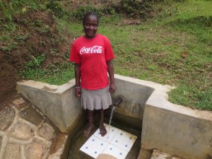 The Water Project:  Christine Nanjekho