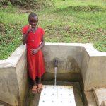 The Water Project: Mukhuyu Community, Kwawanzala Spring -  Pauline