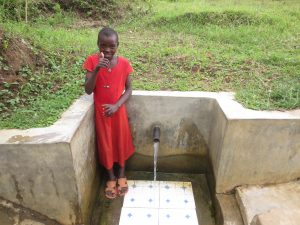 The Water Project:  Pauline