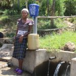The Water Project: Imbinga Community, Arunga Spring -  At The Spring