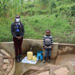 See the Impact of Clean Water - Shihungu Community, Shihungu Spring