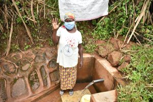 The Water Project:  Mary Wendo At The Spring