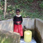 The Water Project: Eshiasuli Community, Eshiasuli Spring -  Esther