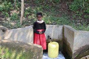 The Water Project:  Esther