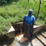 See the Impact of Clean Water - Mubinga Community, Mulutondo Spring
