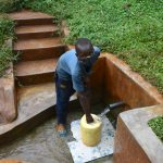 See the Impact of Clean Water - Hirumbi Community, Khalembi Spring
