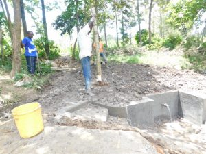 The Water Project:  Building A Fence