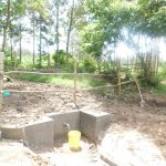 The Water Project: Shianda Township Community, Olingo Spring -  Completed Fence