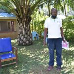 The Water Project: Shianda Township Community, Olingo Spring -  Nathan Olingo Water User Committee Chair