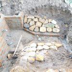 The Water Project: Shianda Township Community, Olingo Spring -  Stone Pitching